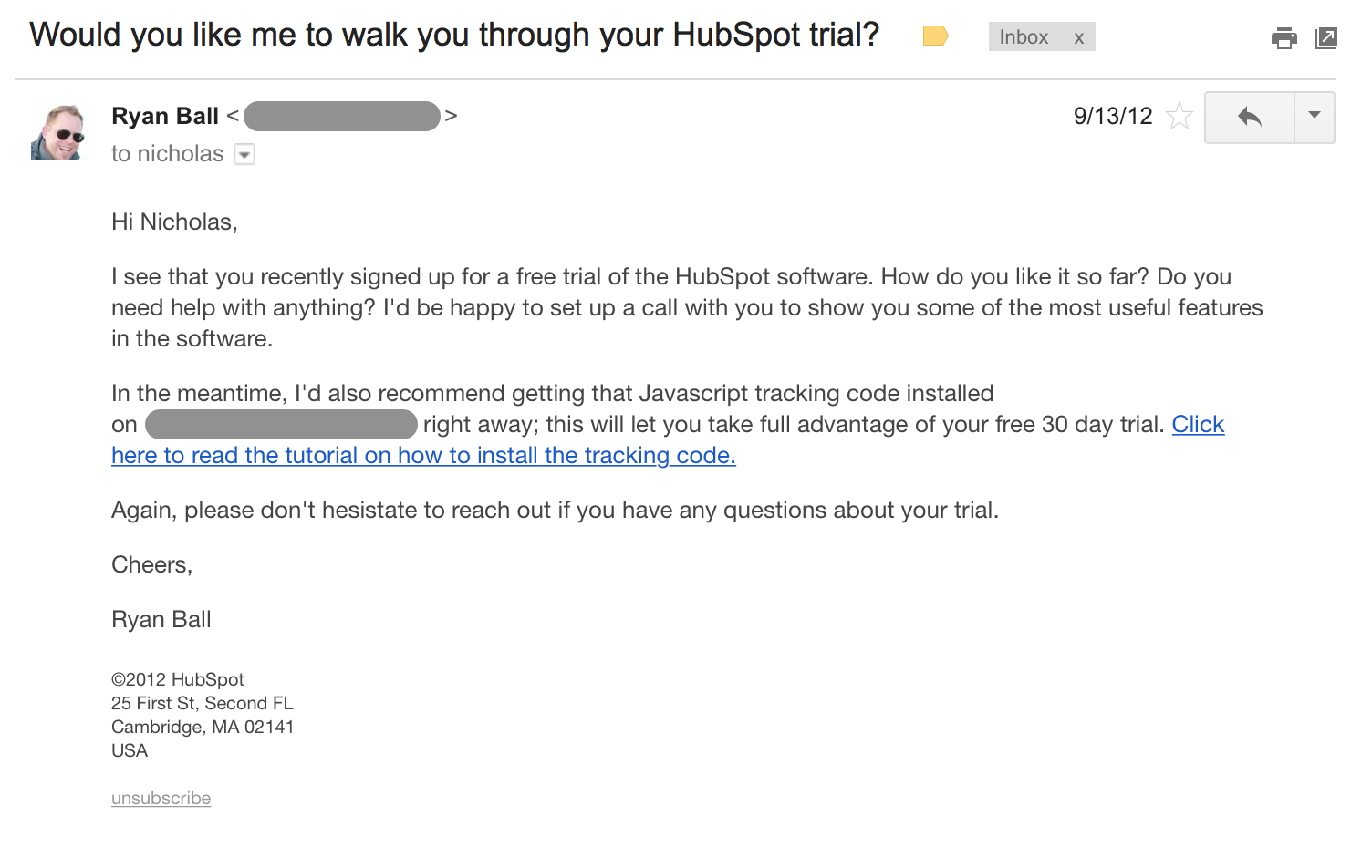 Improve SaaS Onboarding with Email Marketing